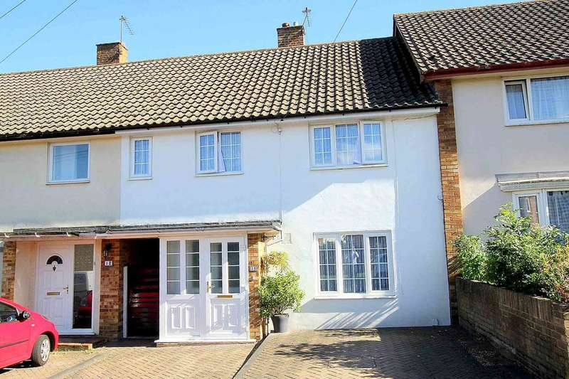 3 Bedrooms House for sale in Hasedines Road, Hemel Hempstead