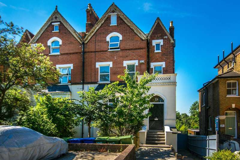 2 Bedrooms Flat for sale in Wood Vale, Dulwich, SE23