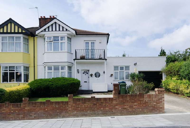 5 Bedrooms House for sale in Elmwood Avenue, Kenton, HA3