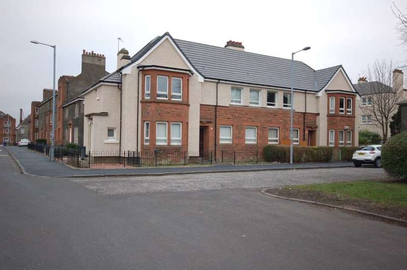 2 Bedrooms Flat for sale in Barclay Square,Renfrew, PA4 8DZ