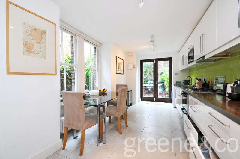 4 Bedrooms House for sale in Hazelmere Road, Queens Park, NW6