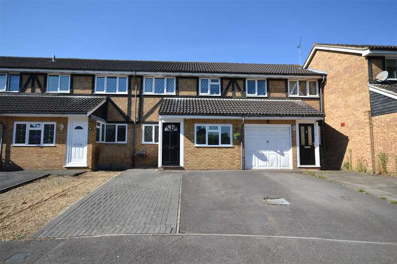 2 Bedrooms Terraced House for sale in Radcliffe Way, Bracknell, Berkshire, RG42