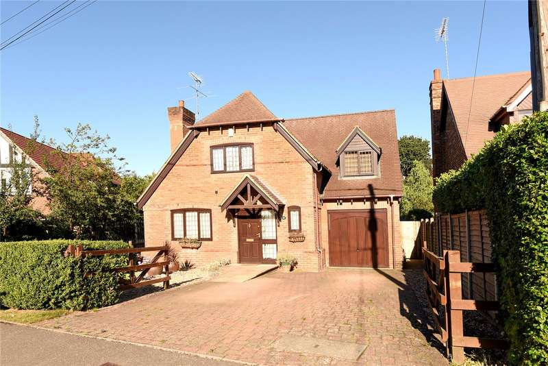 4 Bedrooms Detached House for sale in Kiln Ride, Finchampstead, Wokingham, Berkshire, RG40