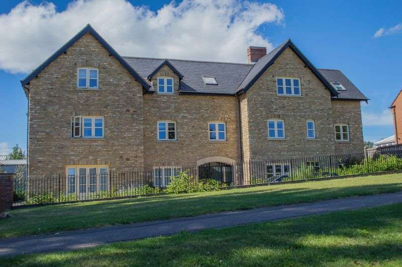 1 Bedroom Flat for sale in Mill House , Oxford Road, Brackley