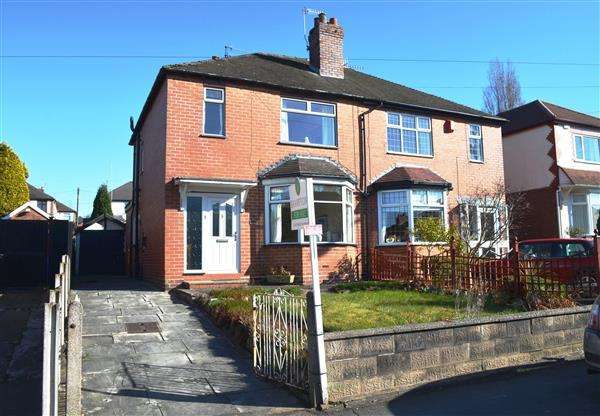 3 Bedrooms Semi Detached House for sale in Dimsdale Parade West, Wolstanton, Newcastle-under-Lyme