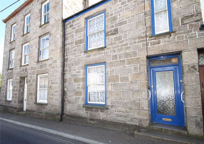 2 Bedrooms Terraced House for sale in Helston Road, Penryn, Cornwall