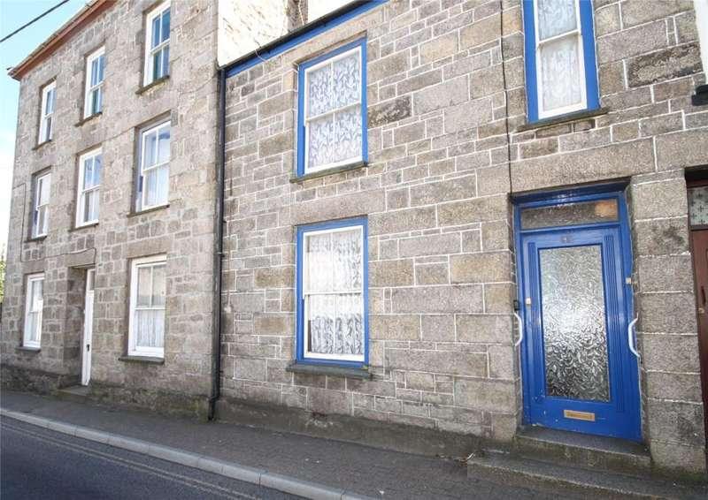 2 Bedrooms Terraced House for sale in Helston Road, Penryn, Cornwall