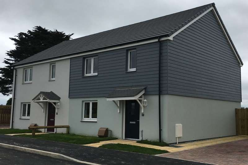 3 Bedrooms Semi Detached House for sale in Kings Gate Feock Road, Playing Place, Truro, TR3