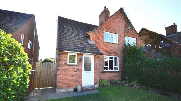 3 Bedrooms Semi Detached House for sale in Sherborne Road, Basingstoke, Hampshire