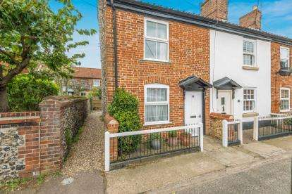 2 Bedrooms End Of Terrace House for sale in Swaffham, Norfolk