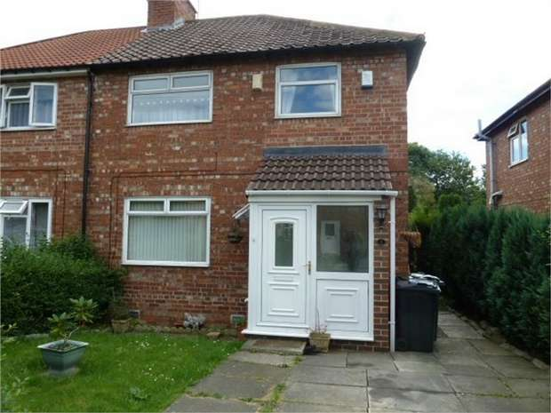 3 Bedrooms Semi Detached House for sale in Spring Court, Darlington, Durham