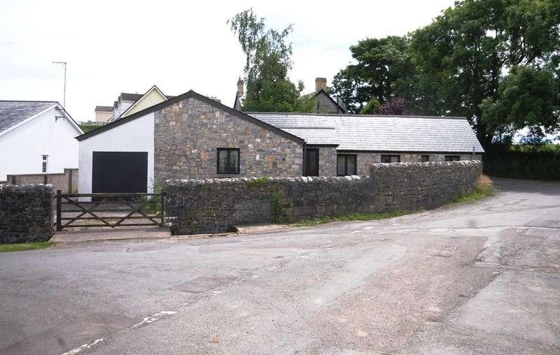 2 Bedrooms Detached Bungalow for sale in Sigingstone, Near Cowbridge, Vale of Glamorgan, CF71 7LP