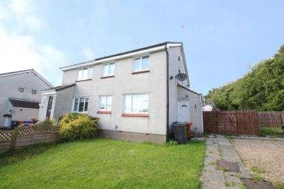 1 Bedroom Semi Detached House for sale in Applecross Road, Kirkintilloch, Glasgow, East Dunbartonshire