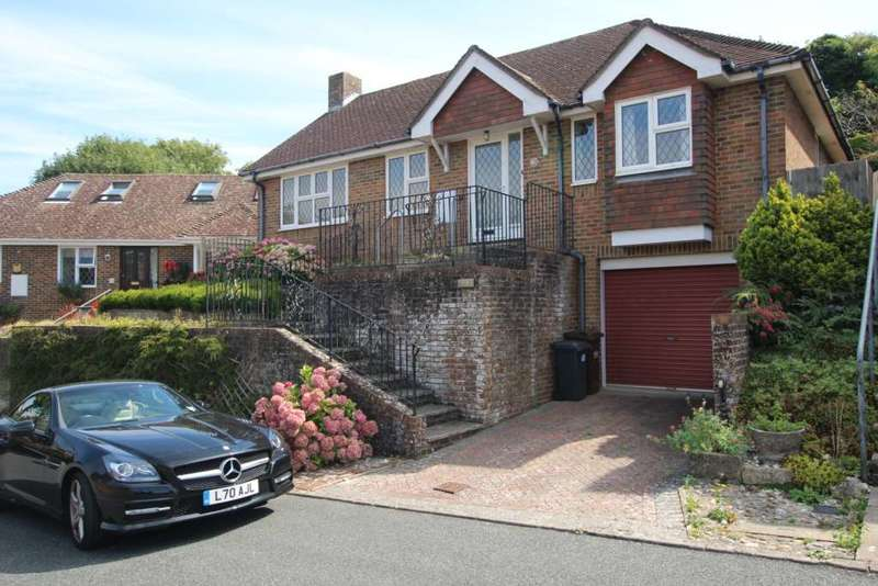 2 Bedrooms Detached Bungalow for sale in Sussex Gardens, East Dean, BN20 0JF