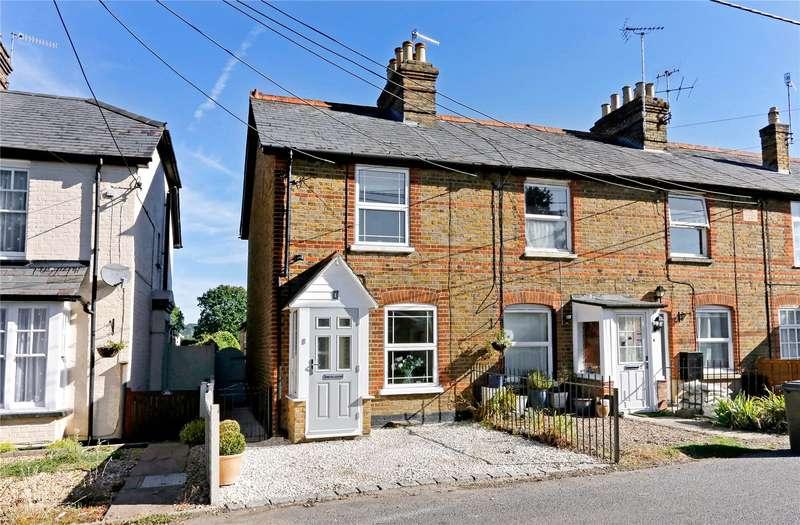 2 Bedrooms Terraced House for sale in Springdale Cottages, Hedsor Road, Bourne End, Buckinghamshire, SL8