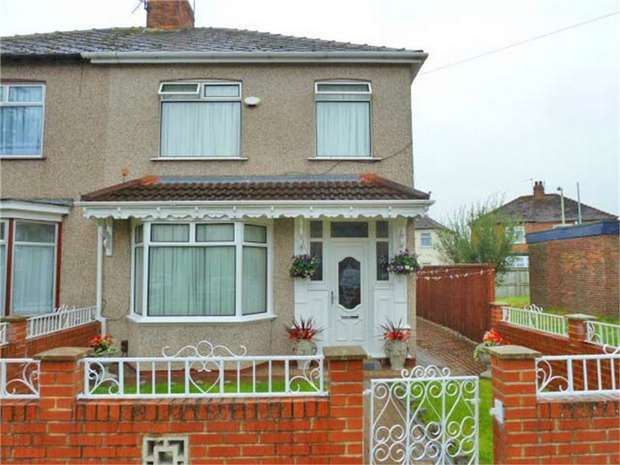 3 Bedrooms Semi Detached House for sale in Geneva Road, Darlington, Durham
