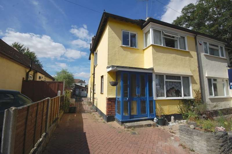 3 Bedrooms Semi Detached House for sale in Belgrave Close, Great Baddow, Chelmsford, CM2