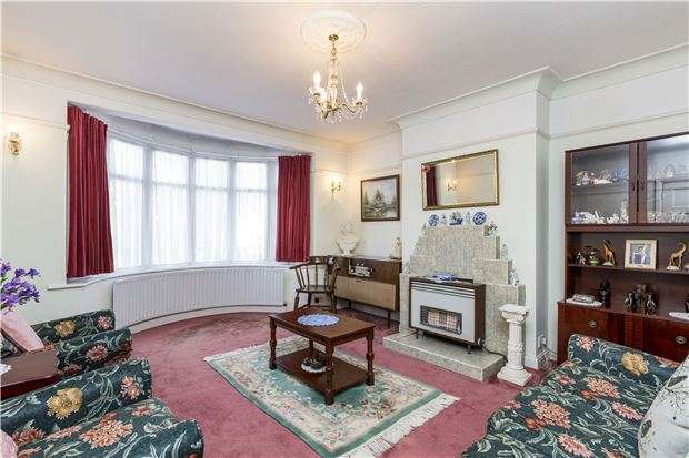 3 Bedrooms Terraced House for sale in Camborne Road, MORDEN, Surrey, SM4 4JJ