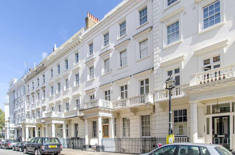 2 Bedrooms Flat for sale in Chesham Street, Belgravia, SW1X