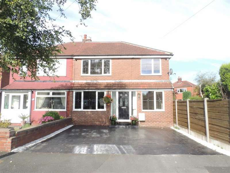 4 Bedrooms Property for sale in Kent Road, Denton, Manchester