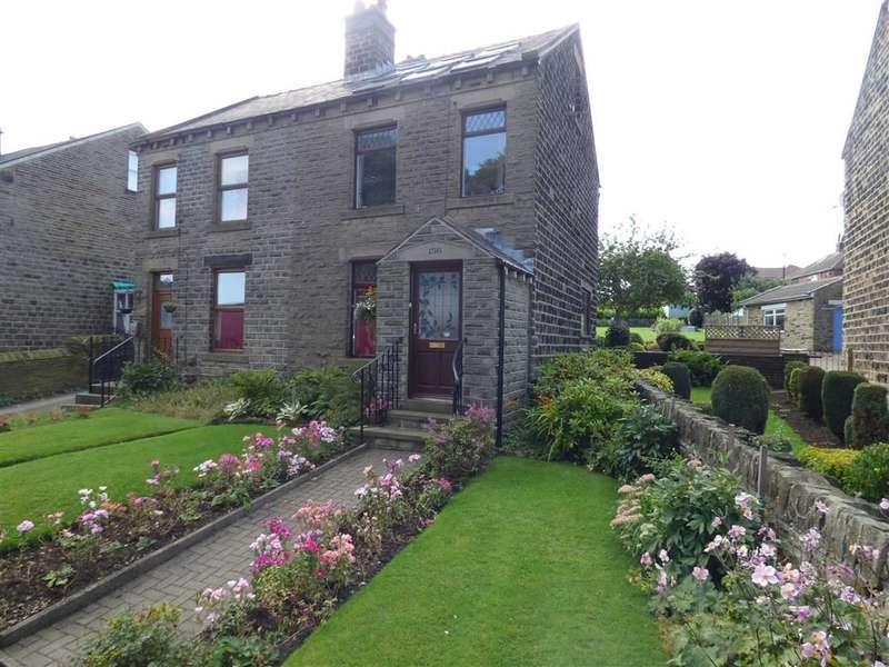 3 Bedrooms Property for sale in Commercial Road, Skelmanthorpe, Huddersfield, HD8