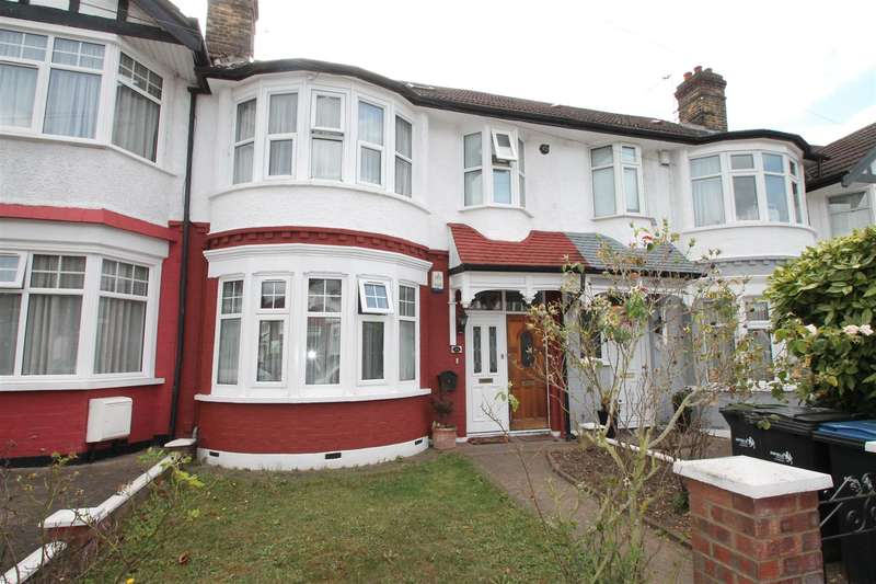 2 Bedrooms Property for sale in Hamilton Crescent, Palmers Green, London N13