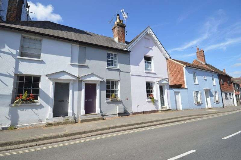 2 Bedrooms Terraced House for sale in Petworth Road, Haslemere