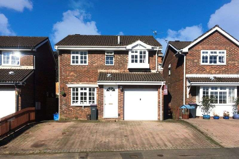 4 Bedrooms Detached House for sale in Buttercup Court, Cwmbran