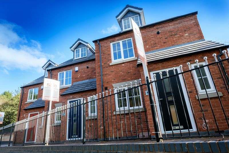 3 Bedrooms Terraced House for sale in Mill Lane, Wolverhampton