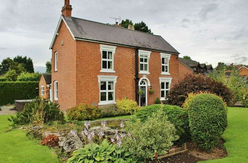 3 Bedrooms Detached House for sale in Middle Lane, Wolverhampton
