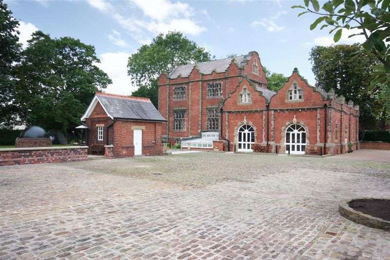 7 Bedrooms Detached House for sale in Halsall Lane, Ormskirk