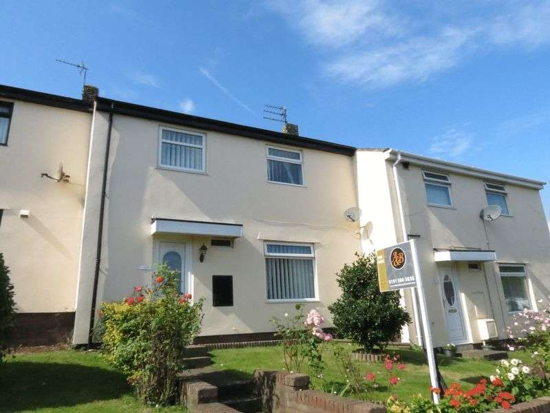 3 Bedrooms Terraced House for sale in Rosemary Lane, Easington Village