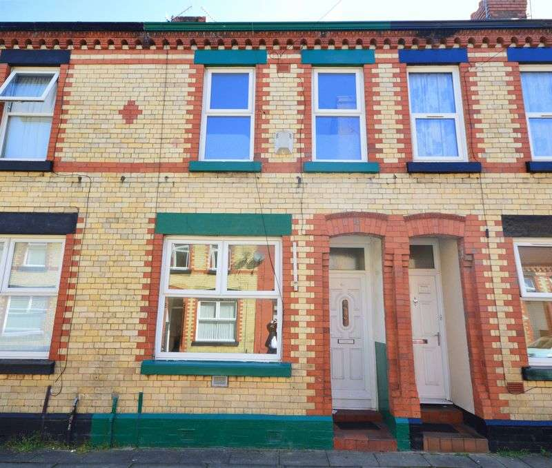 2 Bedrooms Terraced House for sale in Clifton Street, Garston