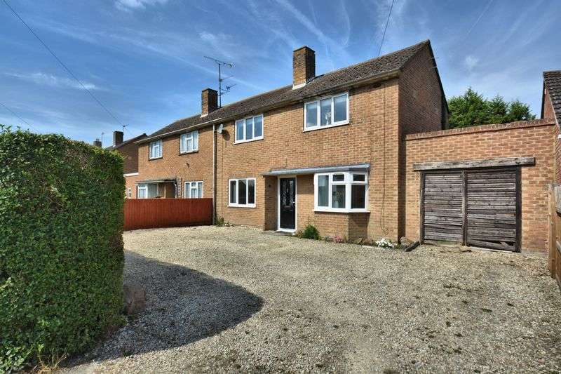 3 Bedrooms Semi Detached House for sale in Mereland Road, Didcot