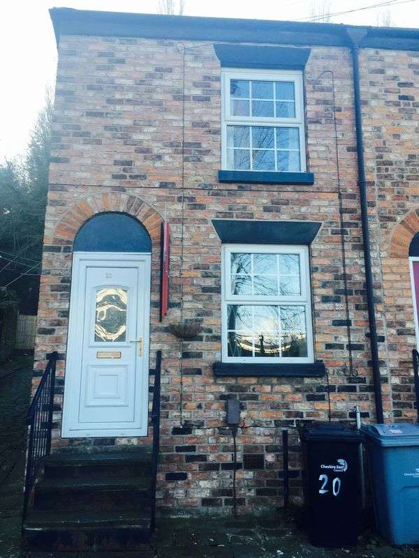 2 Bedrooms Terraced House for sale in Waters Green, Macclesfield