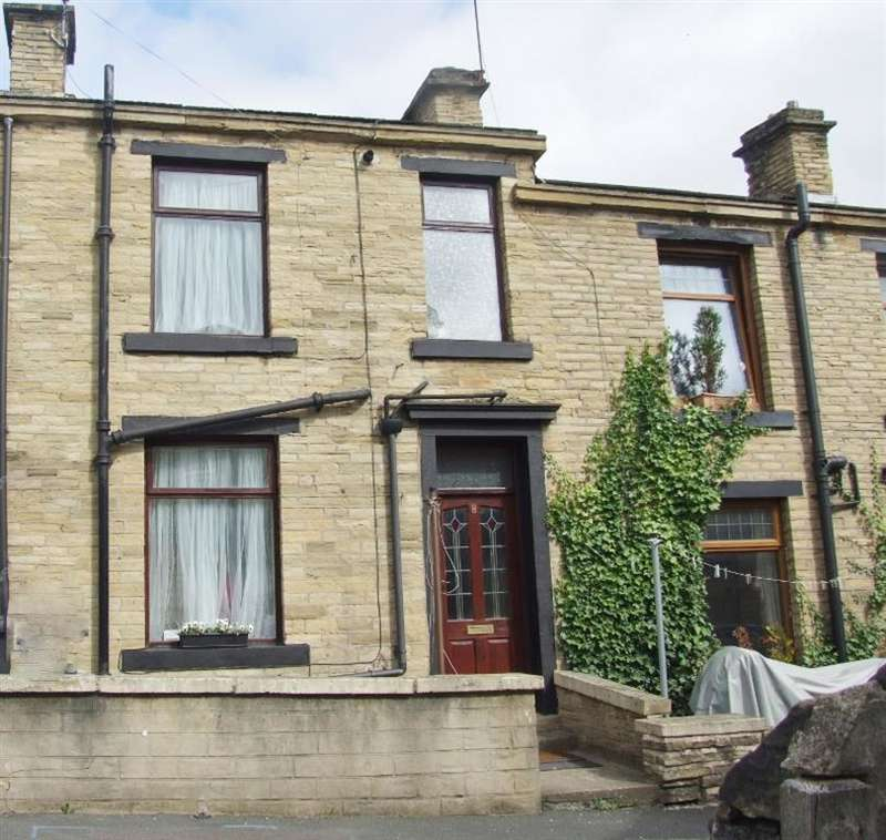 1 Bedroom Terraced House for sale in Bottomley Street, Brighouse, HD6 4AR