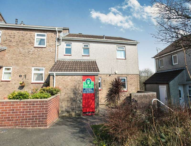3 Bedrooms Semi Detached House for sale in Pendeen Crescent, Southway, Plymouth, PL6