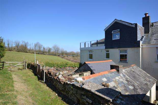 5 Bedrooms Terraced House for sale in Woodholme, Kelly Bray, Callington, Cornwall