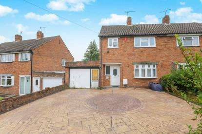3 Bedrooms Semi Detached House for sale in Sandringham Road, Off Mount Road, Wolverhampton, West Midlands