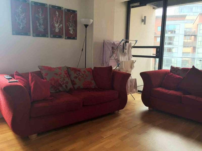 2 Bedrooms Apartment Flat for sale in Jordan Street, Manchester