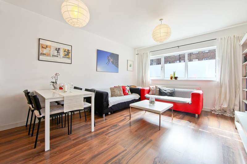 2 Bedrooms Flat for sale in Recovery Street, London SW17