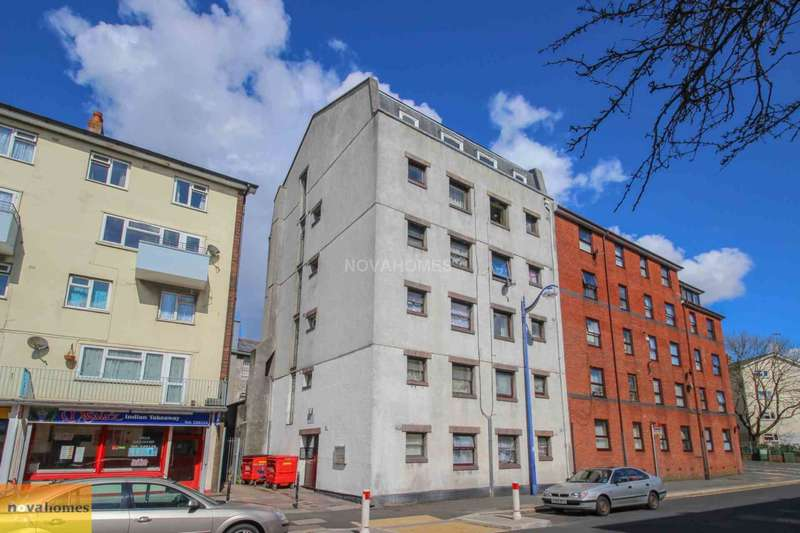 1 Bedroom Flat for sale in King Street, Plymouth, PL1 5JA