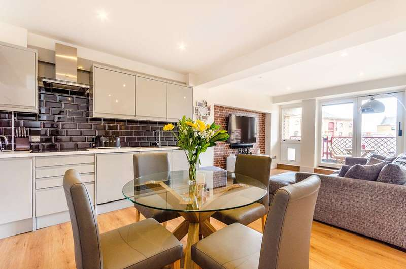 1 Bedroom Flat for sale in Gun Place, Wapping, E1W