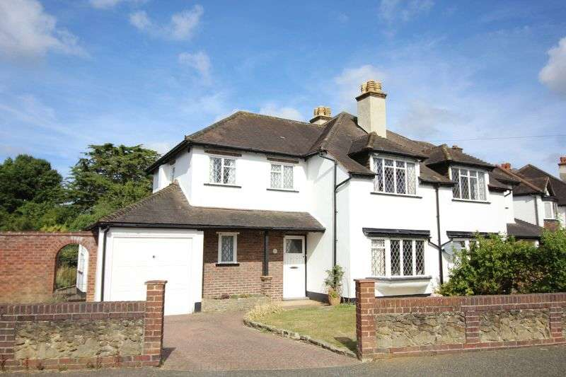 3 Bedrooms Semi Detached House for sale in Montague Avenue, Sanderstead, Surrey