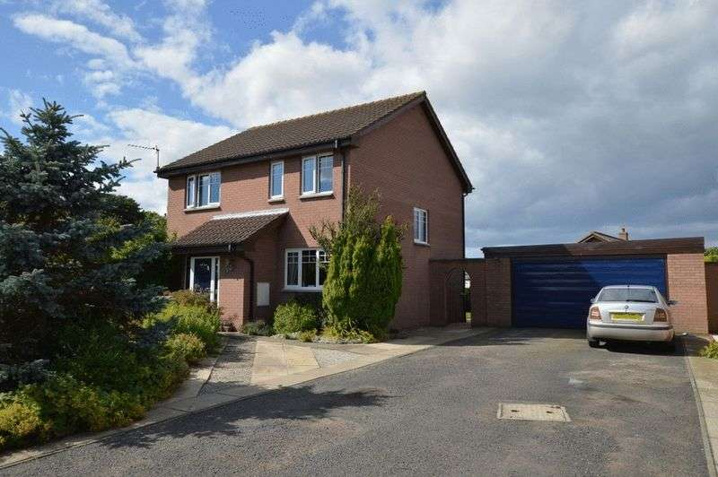 4 Bedrooms Detached House for sale in 19 Lawfield, Coldingham, Eyemouth