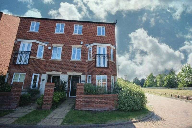 4 Bedrooms Semi Detached House for sale in Barley Road, Birmingham