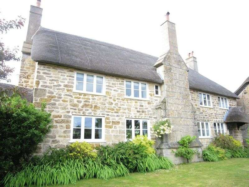 5 Bedrooms Detached House for sale in Chideock, Chideock, Bridport