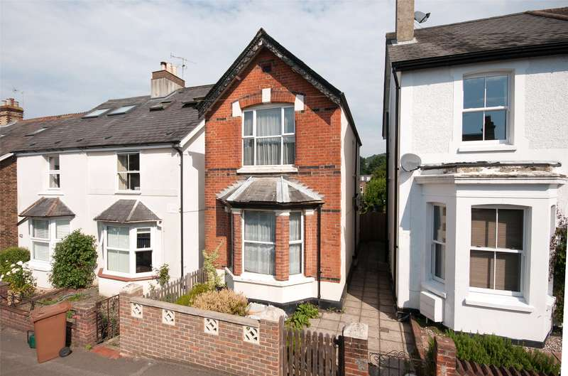 3 Bedrooms Detached House for sale in Yorke Road, Reigate, RH2