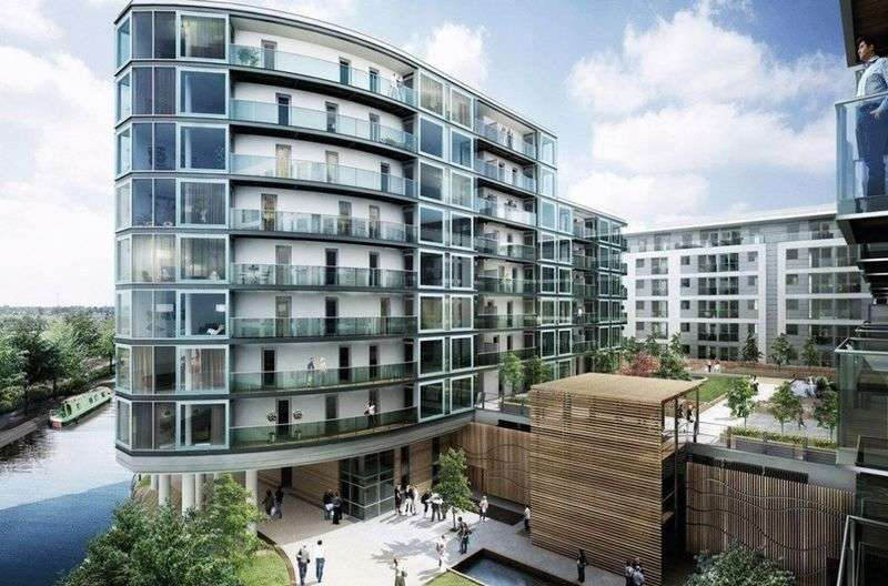 1 Bedroom Flat for sale in Station Approach, Hayes