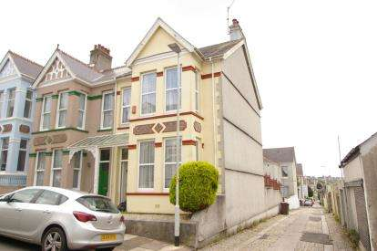 3 Bedrooms End Of Terrace House for sale in Peverell, Plymouth, Devon